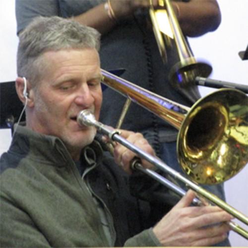 James Griffis - 3rd Trombone