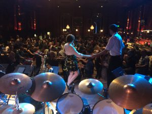 Big Band Swing Dance at the Dickens Opera House