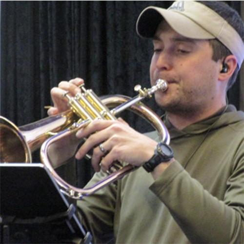Ryan Cavis - 1st Trumpet