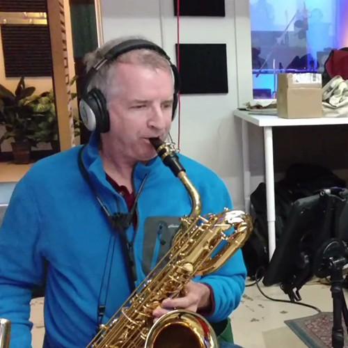 Tom Henderson - Baritone Sax