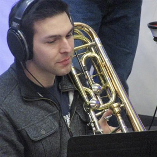 Zach Garcia - 4th Trombone