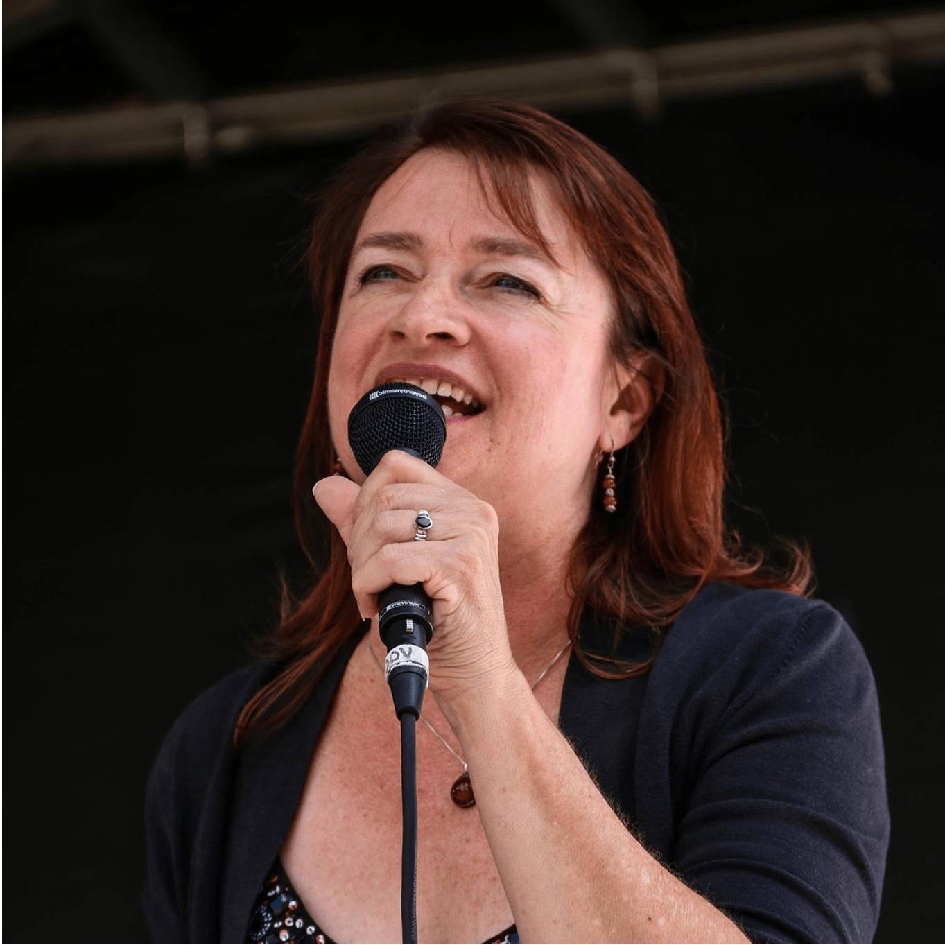 Deborah Stafford Keystone Wine & Jazz Festival