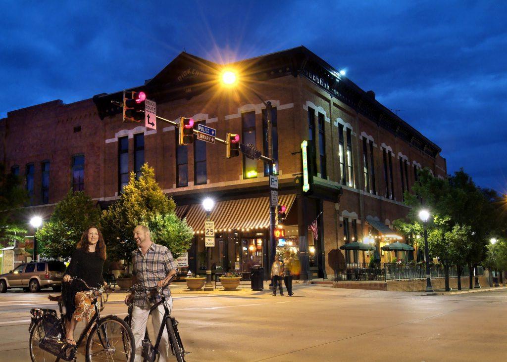 Denver Big Band Flatirons Jazz Orchestra plays Dickens Opera House