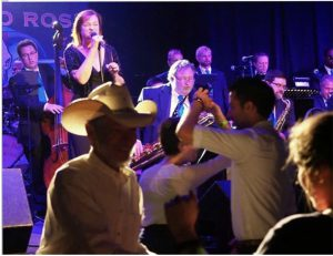 Swing Night Supper Club at the Buffalo Rose