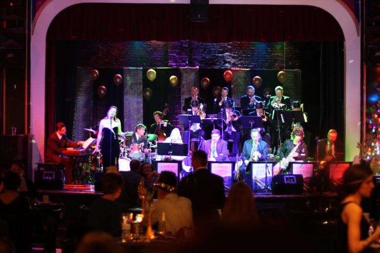 Casino night Denver Big Band - Flatirons Jazz Orchestra