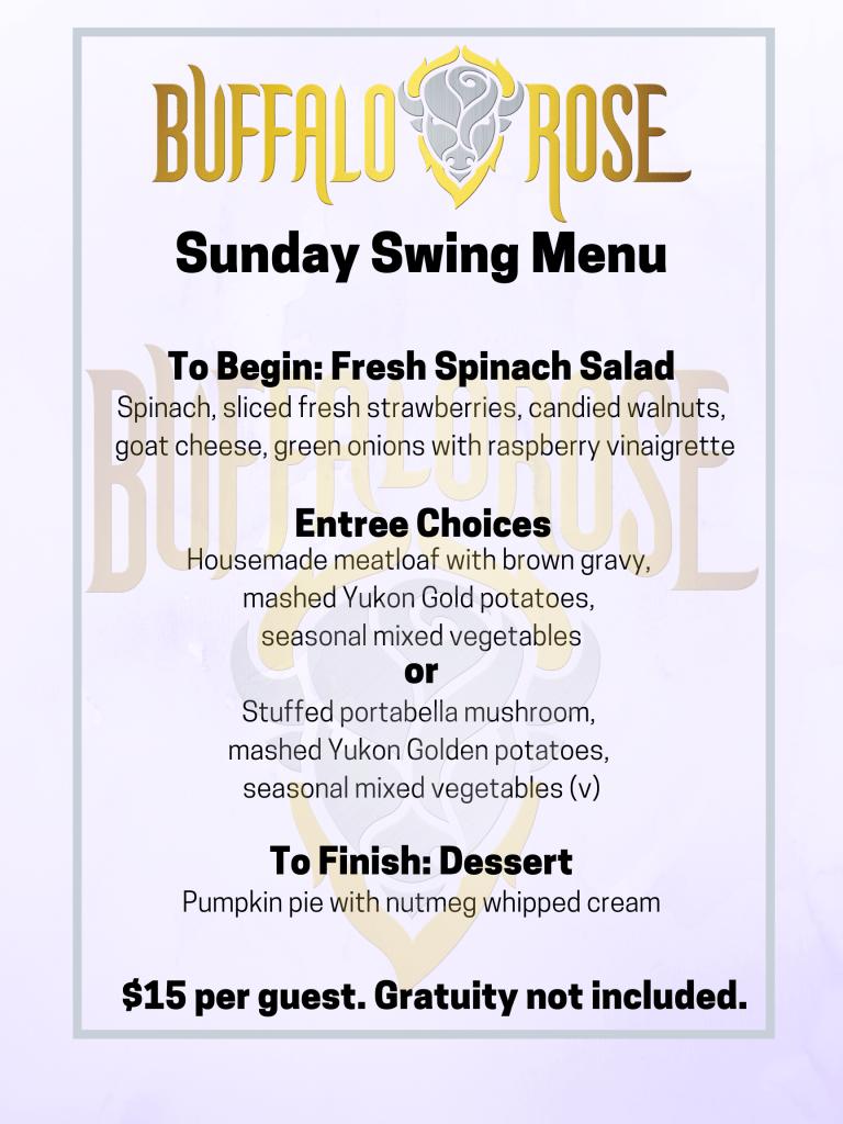 12-8 menu